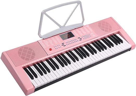 LIUFS Teclado Musical Instrumento Musical para Principiantes ...