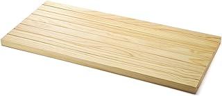 サンワダイレクト ウッドラック専用棚板 幅90㎝用 パイン材 天然木 100-DESKHNT002