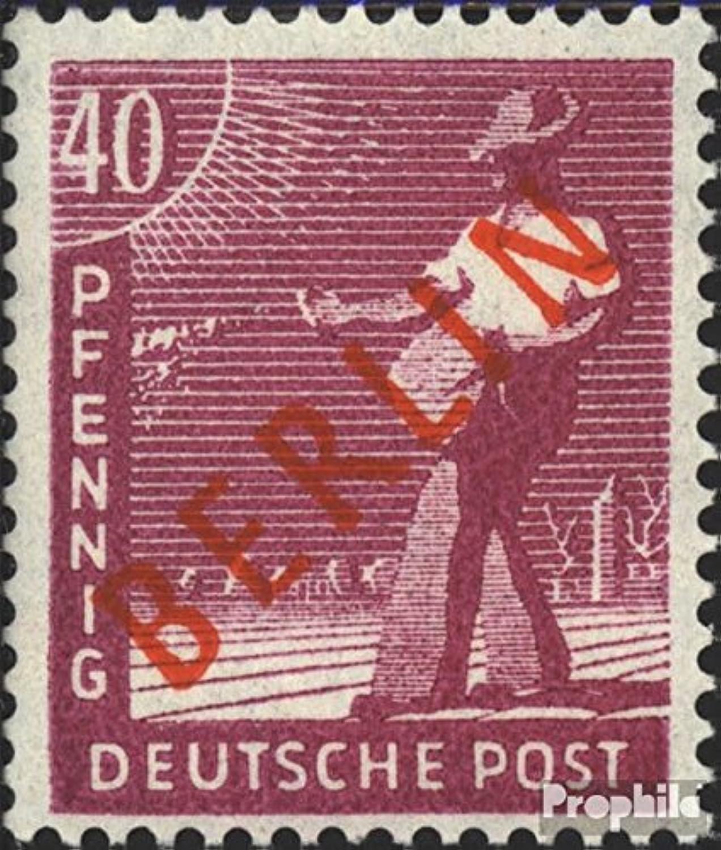precios razonables Prophila Collection Berlín (Oeste) 29 29 29 examinado 1949 Comunidad (Sellos para los coleccionistas)  bienvenido a comprar