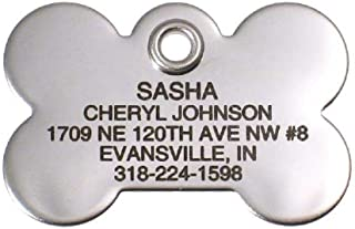 Best dog tags made to order Reviews