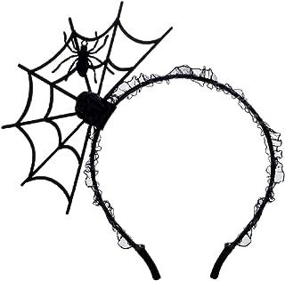 Love Sweety Halloween Spider Ghost Pumpkin Hair Hoop Cosplay Devil Headband