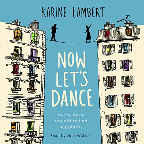 Now Let's Dance audiobook cover art