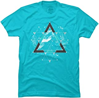 Time & Space Men's Graphic T Shirt