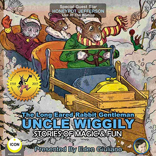 The Long Eared Rabbit Gentleman Uncle Wiggily - Stories of Magic & Fun Titelbild