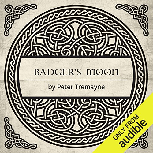 Badger's Moon audiobook cover art