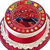 Torte di Zucchero torte pasta di zucchero spiderman