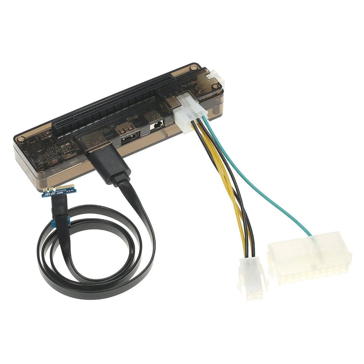 キリスト原子炉氏walmeckノートパソコン外部独立ビデオカードグラフィックスDock Mini PCI - Eバージョンfor v8.0?Exp GDC Beast, NGFF M.2 A E Key, RGW3952076698426TH