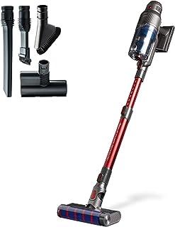 iRoom 掃除機 コードレス 強力吸引 25000Pa RS1 ハンディ サイクロン スティッククリーナー コードレスクリーナー ハンディクリーナー 家庭用 小型 サイクロン掃除機 (掃除機本体)