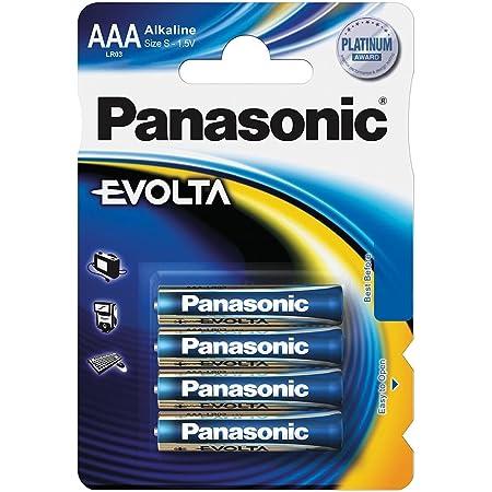 Panasonic Evolta Alkali Batterie Aaa Micro 4er Pack Elektronik