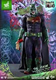 Hot Toys Exclusive The Joker (Batman Imposter Version) Suicide Squad Movie Masterpiece Series Sixth Scale Collectible Figure MMS384