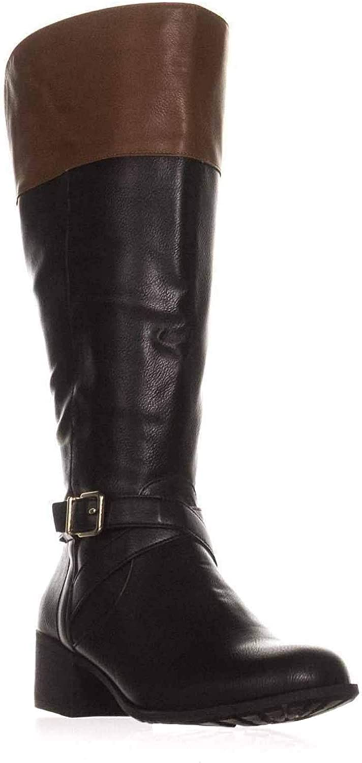 Style & Co. Womens Venesap Almond Toe Knee High Fashion Boots