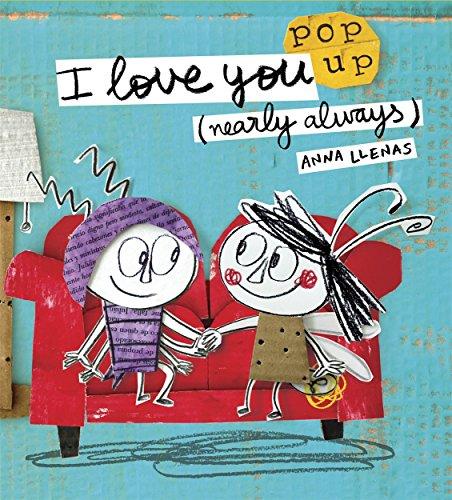 I love you. Nearly always (Pop Up Books)