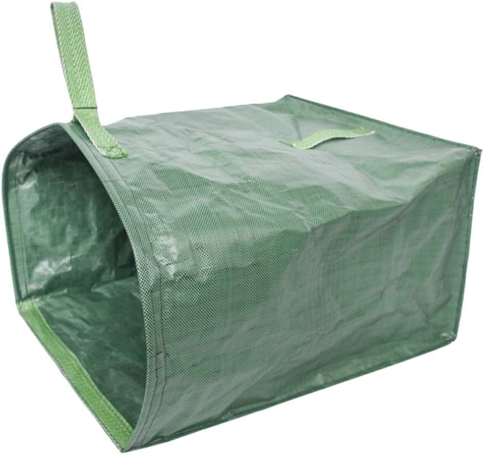 Backbayia Garden Waste Bag Reusable Leaf Yard Max 77% OFF Lawn Bags Seasonal Wrap Introduction Containe