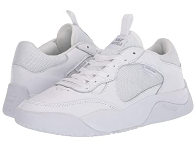 Supra Pecos (White/White) Men