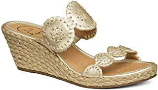 Best jack rogers wedges gold Reviews