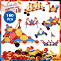 160-Pieces ZoZoplay Stem Learning Building Blocks Toys