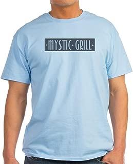 Mystic Grill T-Shirt 100% Cotton T-Shirt, White