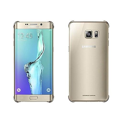 Samsung EF-QG928CFEGWW Coque pour Samsung Galaxy S6 Edge Plus Transparent