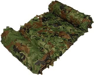 DECHO-C Red militar de camuflaje para sombrilla multitama/ño tiro y acampada caza