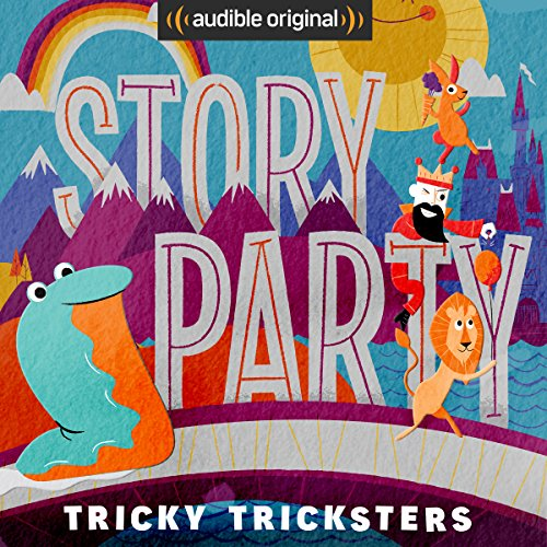 Story Party: Tricky Tricksters cover art