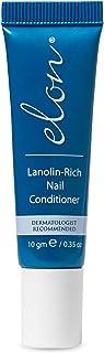 تهویه ناخن Elon Lanolin-Rich | ناخن ها را تقویت کرده و از کوتیکول ها محافظت می کند | توصیه شده توسط متخصصین پوست و متخصصان غدد (لوله 10 گرم)