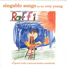 Singable Songs for the Very Young: Great with a Peanut-Butter Sandwich