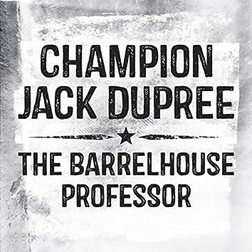 The Barrelhouse Professor