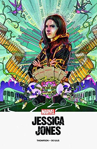Jessica Jones: Blind Spot (Classified)