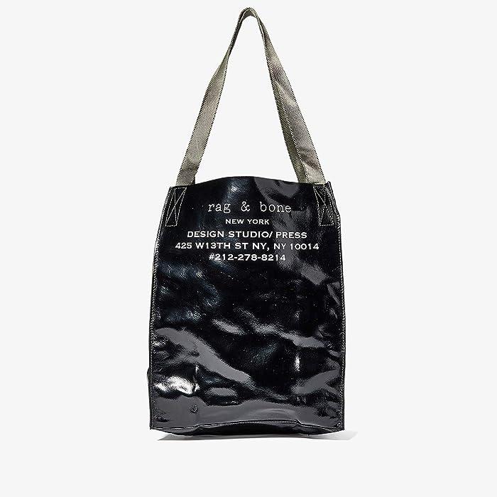 rag and bone  425 Packable Tote (Black) Handbags
