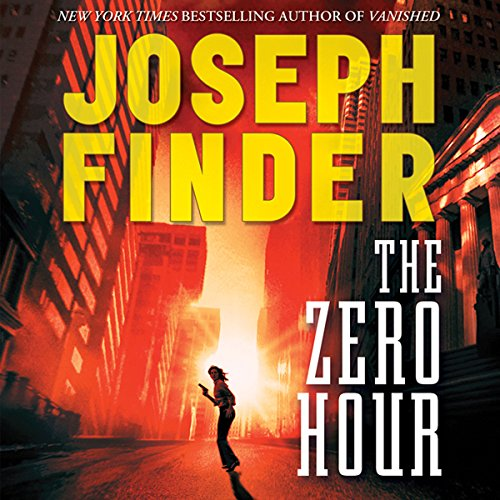The Zero Hour audiobook cover art