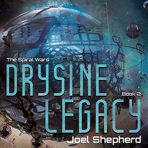 Drysine Legacy audiobook cover art