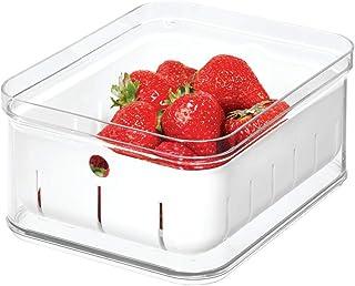 iDesign Fridge Storage Box for Fruit and Berries