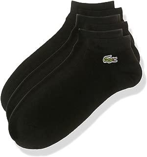 Lacoste Men's 3 Pack Sport Ankle Socks