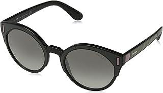 Prada Sunglasses For Women, Black PR03US SVK5O053 53 mm