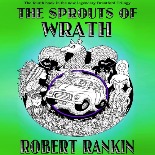 The Sprouts of Wrath audiobook cover art