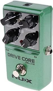 gazechimp NUX Drive Core Deluxe Overdrive Pedal De Efecto De Guitarra Conmutador De 3 Vías Para Guitarra Eléctrica