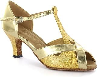 DSOL Women's Latin Dance Shoes D2703-1