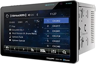 Soundstream VR-1032XB Double DIN SiriusXM Ready Bluetooth in-Dash DVD/CD/AM/FM Car Stereo Receiver with 10.3