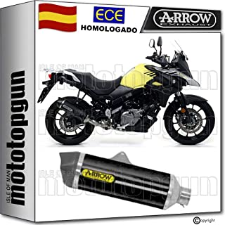 Amazon.es: Tubo escape suzuki vstrom 650