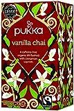 (Paquete de 4) - Té orgánico de vainilla Chai | PUKKA HERBAL AYURVEDA