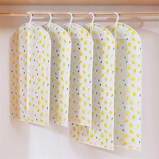 Housse de protection pour vêtements Vêtements Couverture Sac, transparent Vêtement Accroche Costume vêtement cache-poussiè...