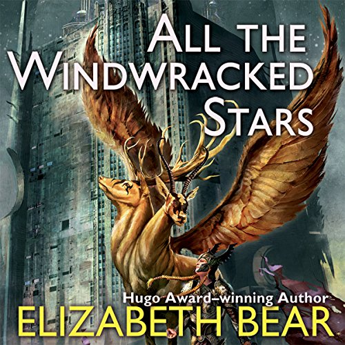 All the Windwracked Stars cover art