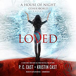 Loved audiobook cover art