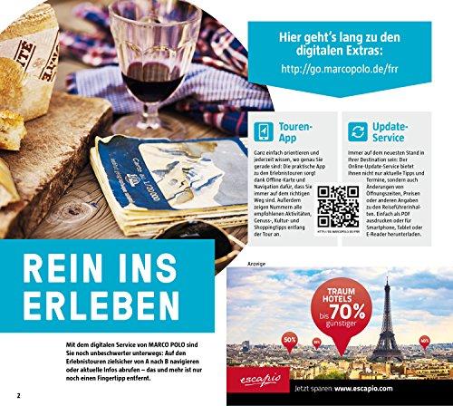 MARCO POLO Reiseführer Frankreich: Reisen mit Insider-Tipps. Inklusive kostenloser Touren-App & Update-Service - 3