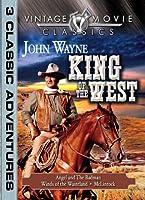 John Wayne: King of the West [DVD]