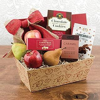 Fruit N' Chocolate World Gift Box (SKU 626)