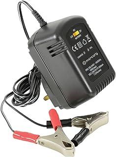 Blysyrabatteriladdare, 2/6/12 V, 600 mA