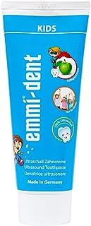 emmi®-dent Zahnpasta für Ultraschallzahnbürsten – Kids – für Kinder, mit..