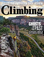 climbing magazine subscription