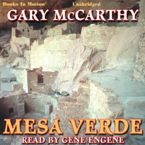 Mesa Verde audiobook cover art